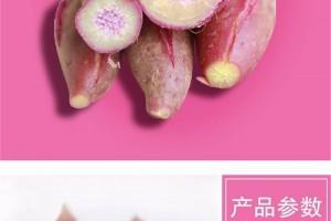 【广东包邮当天发货】49.9抢10斤装从化高山红薯,薯中人参天然绿色种植,美味营养俱全!