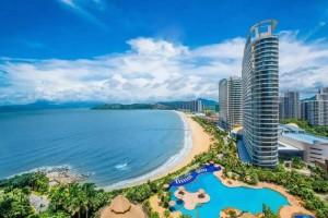 【惠州】暑期专场!398元秒杀碧桂园十里银滩3房2厅,清澈的海水不输三亚,逼格堪比巴厘岛!