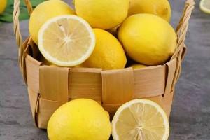 【顺丰包邮】黄柠檬9斤29.9元!补充维C,减肥,战疫好帮手!水果柠檬,可当水果吃